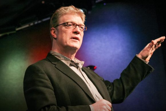 TED Talk – Sir Ken Robinson: Do schools kill creativity?