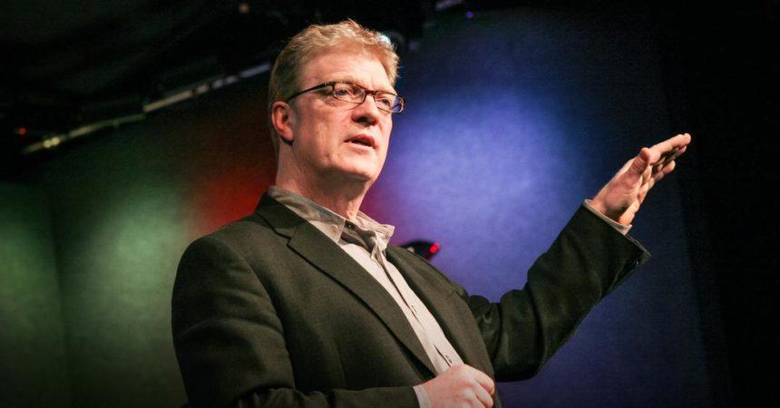 TED Talk – Sir Ken Robinson: Do schools kill creativity?