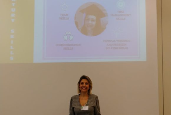"Presentation of ""Your Students Today…leaders Tomorrow"" @ TESOL Italy 44th National Convention"